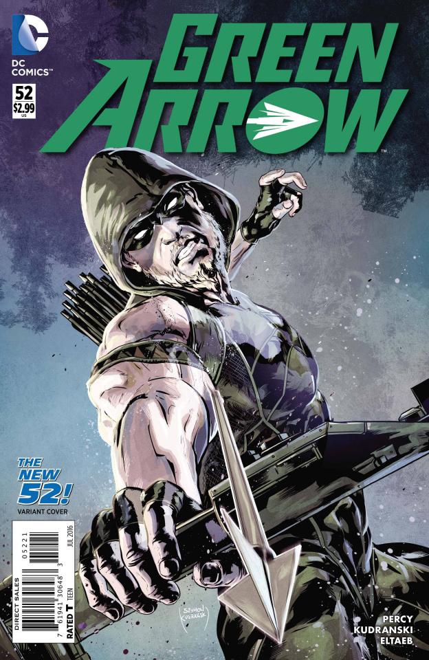 Green Arrow #52 (Variant Cover)