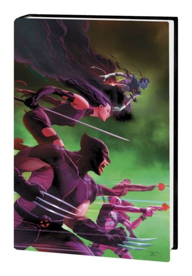Uncanny X-Force Book 1: The Final Execution