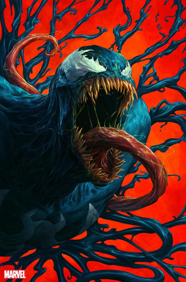 Venom #25 (Rapoza Virgin Cover)