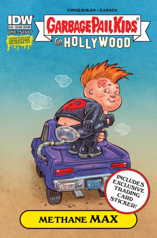 Garbage Pail Kids Go Hollywood (Deluxe Edition)