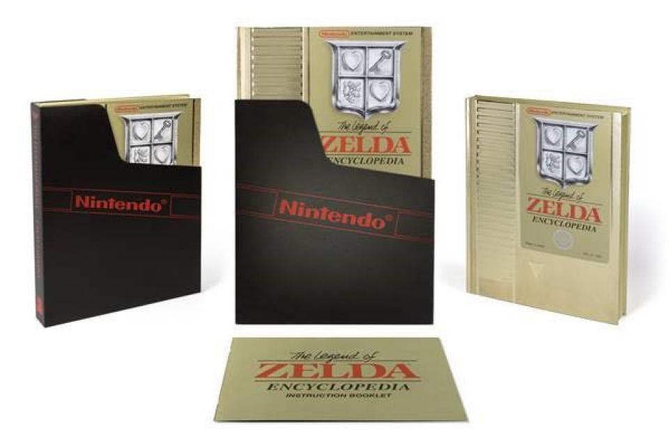 The Legend of Zelda Encyclopedia (Deluxe Edition)
