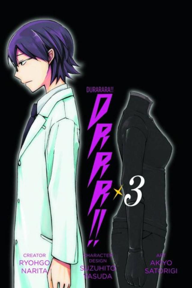 Durarara Vol. 3