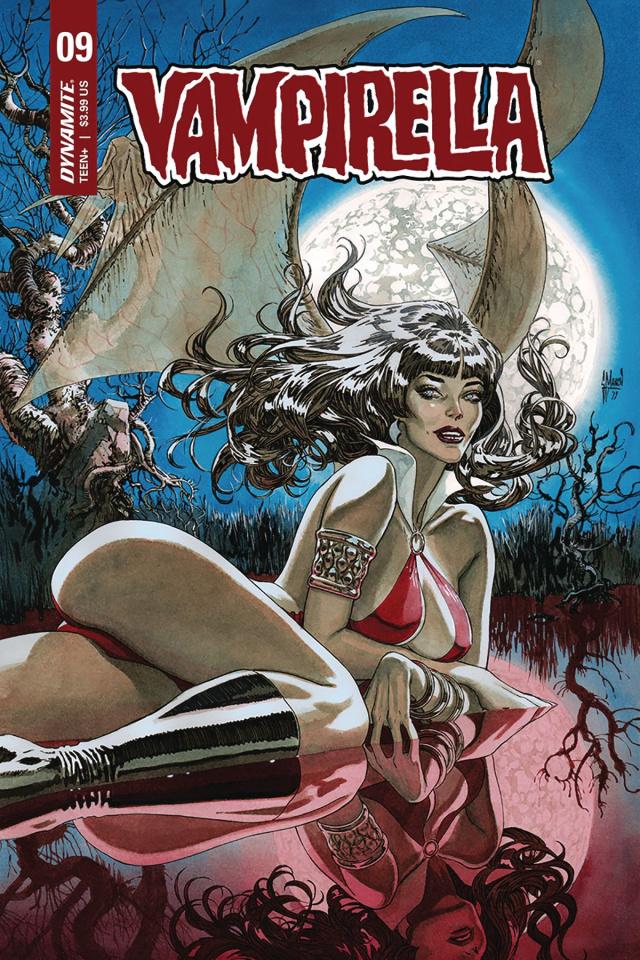 Vampirella #9 (March Cover)
