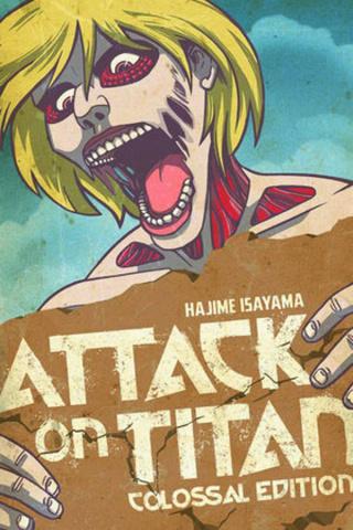 Attack on Titan Vol. 2 (Colossal Edition)