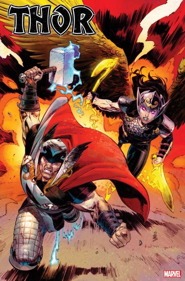 Thor #11 (Klein Cover)