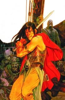 Conan the Barbarian #1 (1 For $1)
