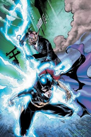 Batgirl #8