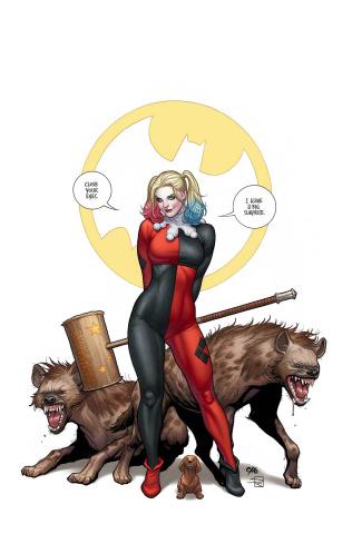 Harley Quinn #32 (Variant Cover)