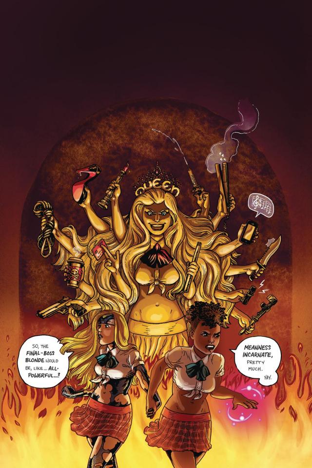 Empowered & Sistah Spooky's High School Hell #6