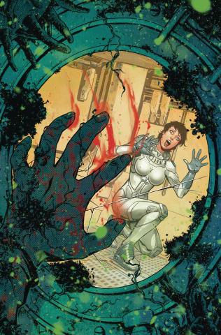 Vessel #3 (Riveiro Cover)