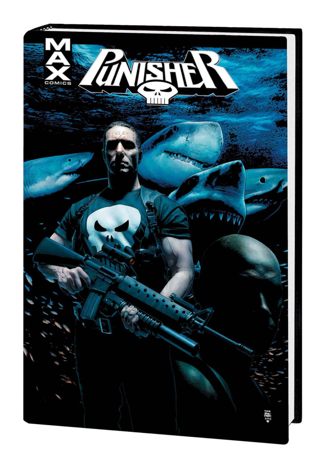 The Punisher MAX by Garth Ennis Vol. 2 (Omnibus)