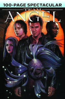 Team Angel 100 Page Spectacular