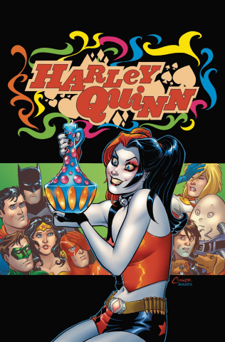 Harley Quinn: Be Careful What You Wish For! #1