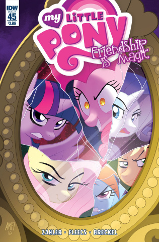 My Little Pony: Friendship Is Magic #45