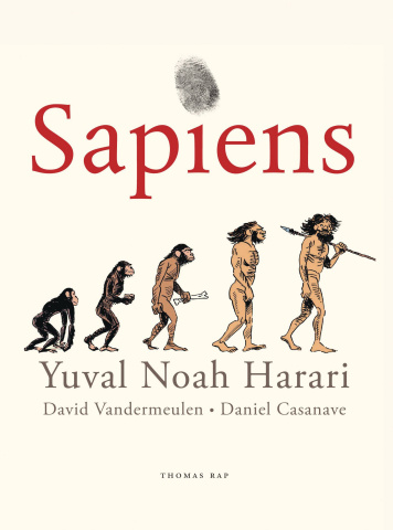 Sapiens Vol. 1: The Birth of Humankind