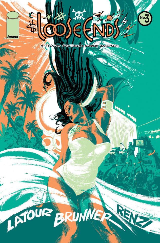 Loose Ends #3 (Cover B)