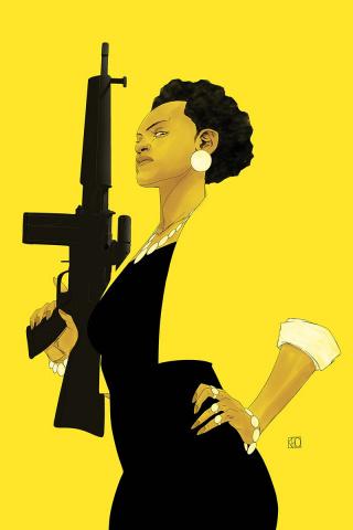 James Bond: 007 #9 (20 Copy Pham Virgin Cover)