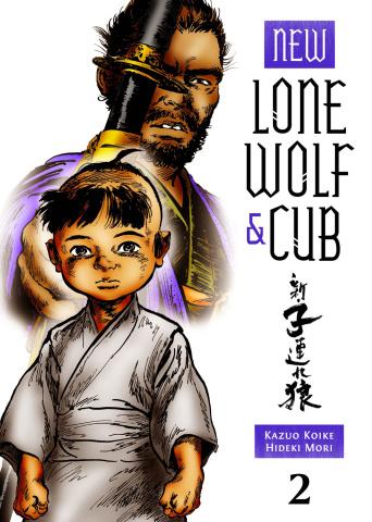 New Lone Wolf & Cub Vol. 2