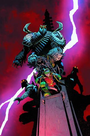 Robin: Son of Batman #7
