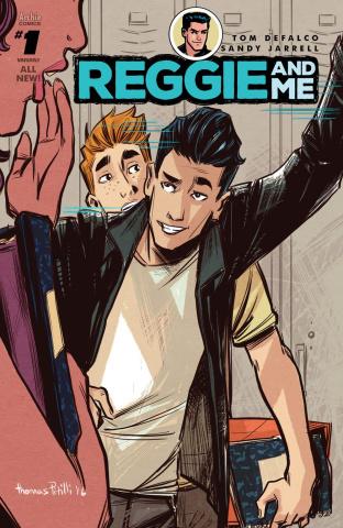 Reggie and Me #1 (Pitilli Cover)