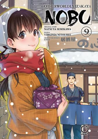 Otherworldly Izakaya Nobu Vol. 9