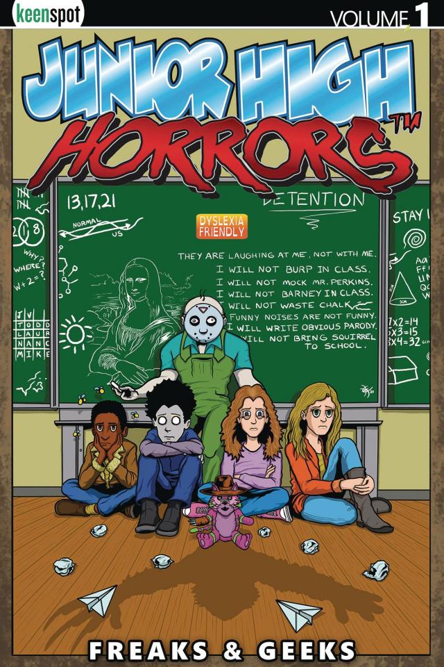 Junior High Horrors Vol. 1: Freaks & Geeks