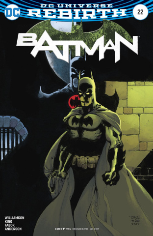 Batman #22 (Variant Cover)