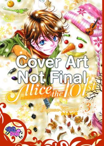 Alice the 101st Vol. 3