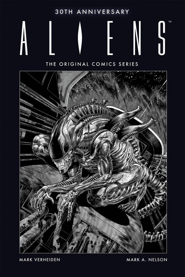 Aliens: 30th Anniversary Original Comics Series