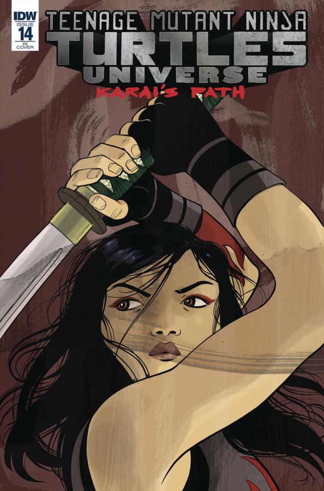 Teenage Mutant Ninja Turtles Universe #14 (10 Copy Cover)
