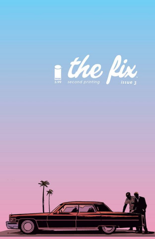 The Fix #3 (2nd Printing)