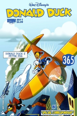 Donald Duck #365