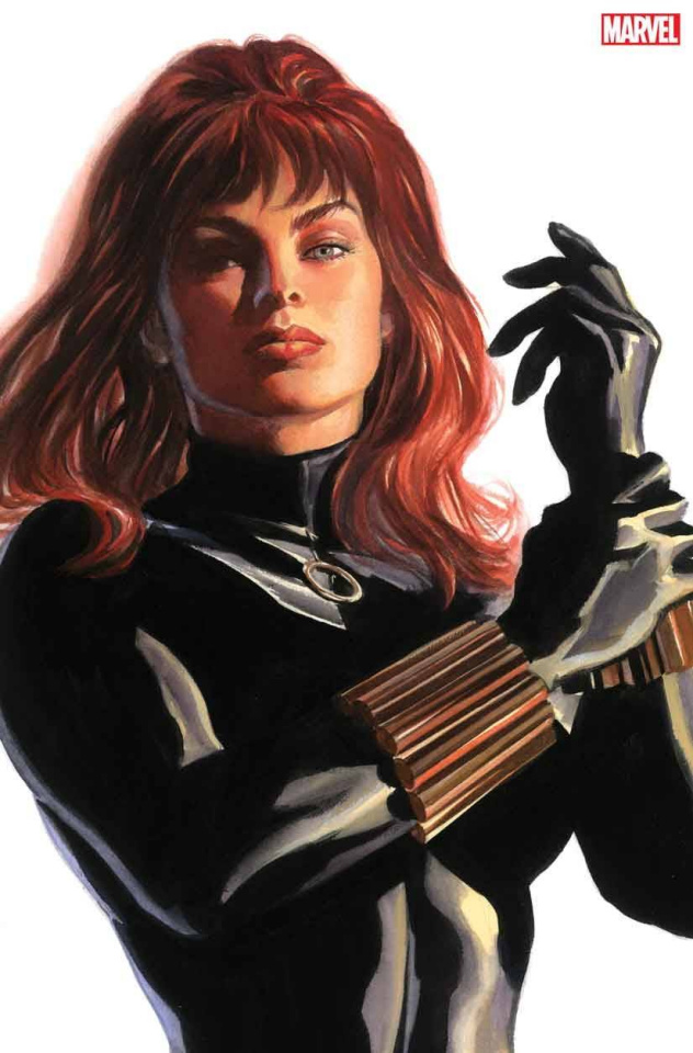 Black Widow #2 (Alex Ross Black Widow Timeless Cover)