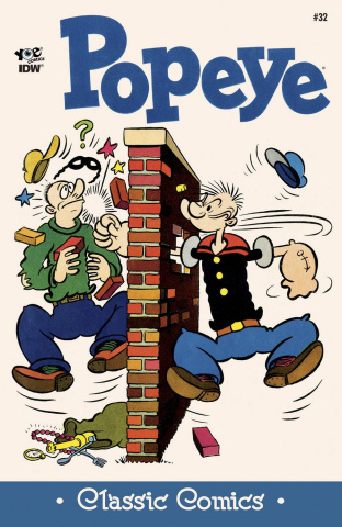 Popeye Classics #32