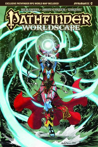 Pathfinder: Worldscape #2 (Brown Cover)
