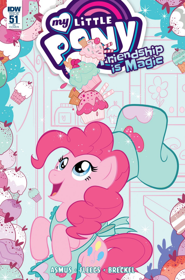 My Little Pony: Friendship Is Magic #51 (10 Copy Cover)