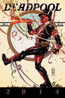 Deadpool #25.Now