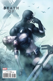 Death of X #1 (Choi Connecting Cover)