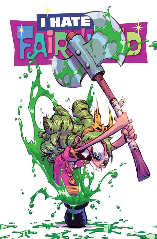 I Hate Fairyland #9 (Young Cover)
