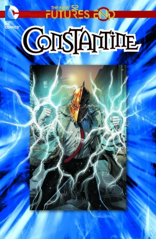 Constantine: Future's End #1 (Standard Cover)
