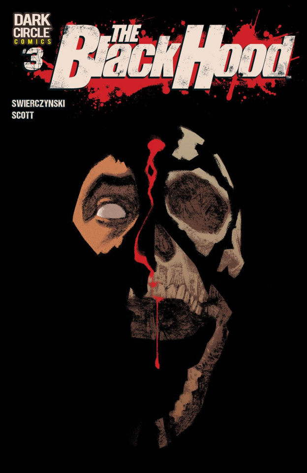 The Black Hood, Season 2 #3 (Smallwood Cover)