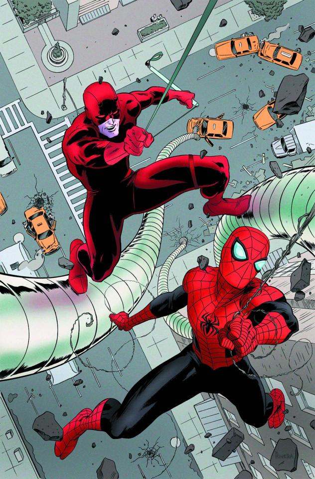 Daredevil #22 (2nd Printing)
