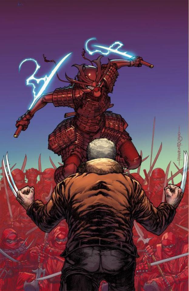 Old Man Logan #31 (Tolibao Cover)