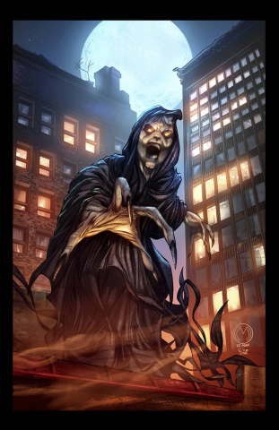 Grimm Fairy Tales Halloween Special 2014 (Mychaels Cover)
