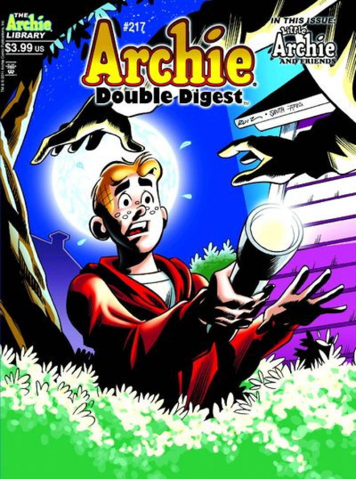 Archie Double Digest #217