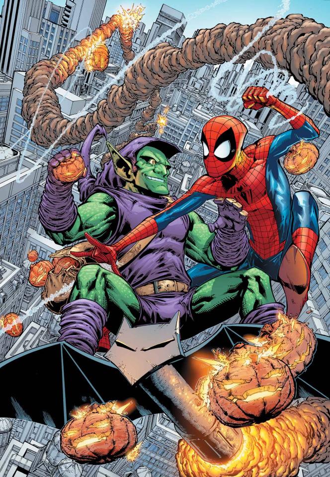 Spider-Man Spectacular #1