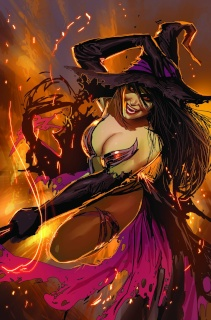 Grimm Fairy Tales: Tales From Oz #2 (Sejic Cover)