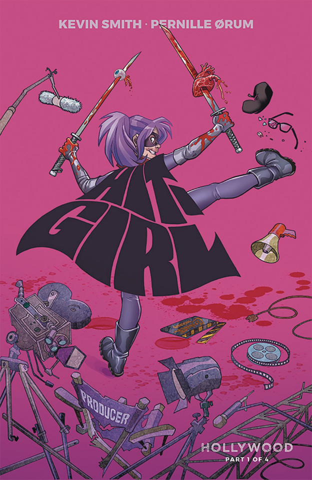 Hit-Girl, Season Two #1 (Conner Cover)