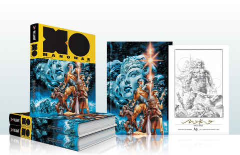 X-O Manowar (LSCD 2018 Edition)