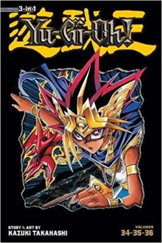 Yu-Gi-Oh! Vol. 12 (3-in-1 Edition)